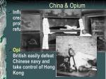 china opium