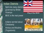 indian districts
