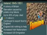 ireland 1845 1851