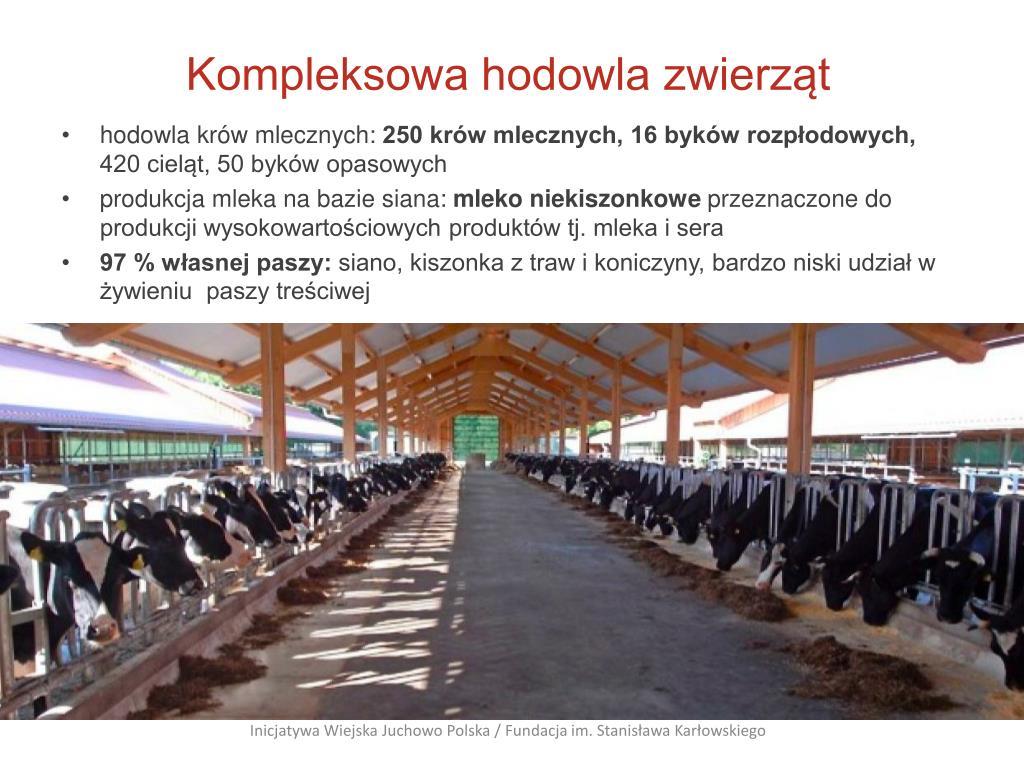 Kompleksowa hodowla zwierząt