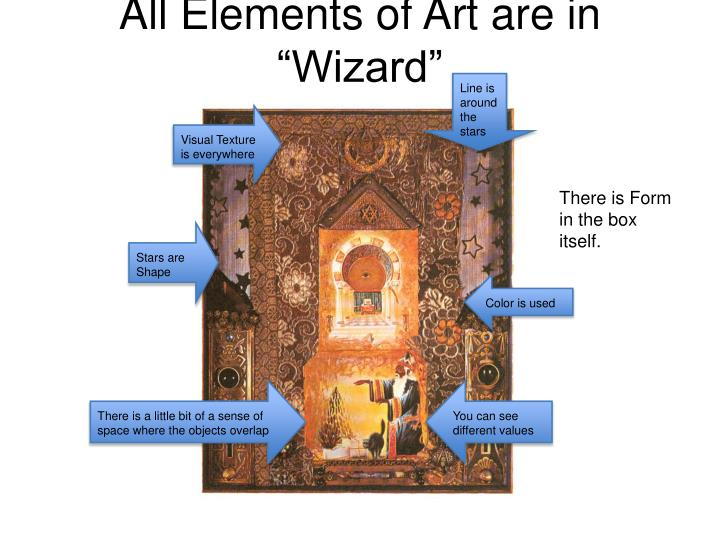All Elements Of Art : Ppt the art of betye saar powerpoint presentation id