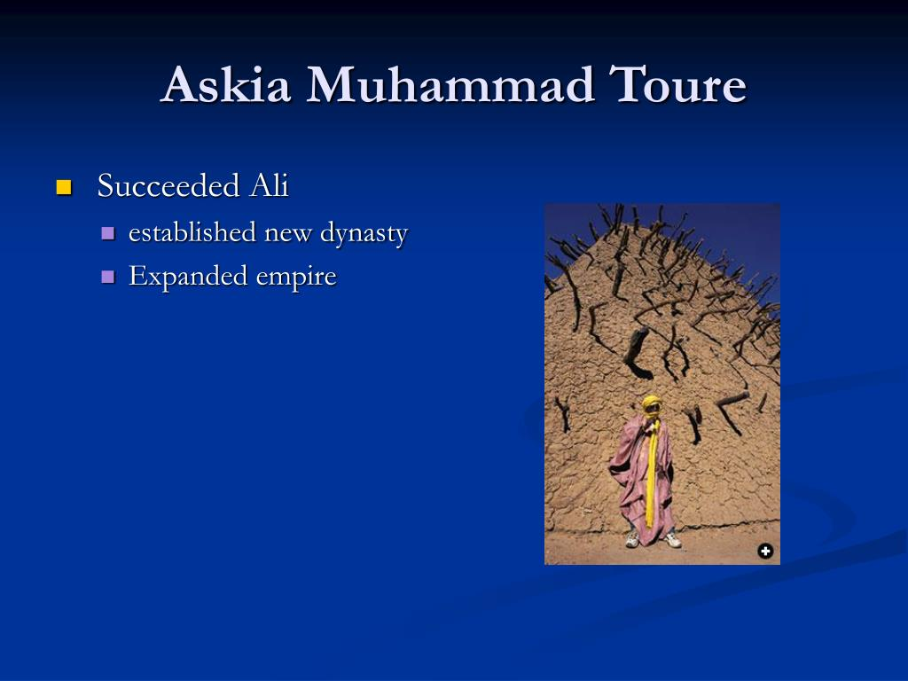 Askia Muhammad Toure