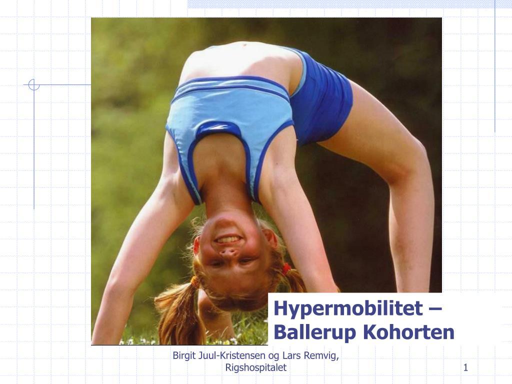 Hypermobilitet – Ballerup Kohorten