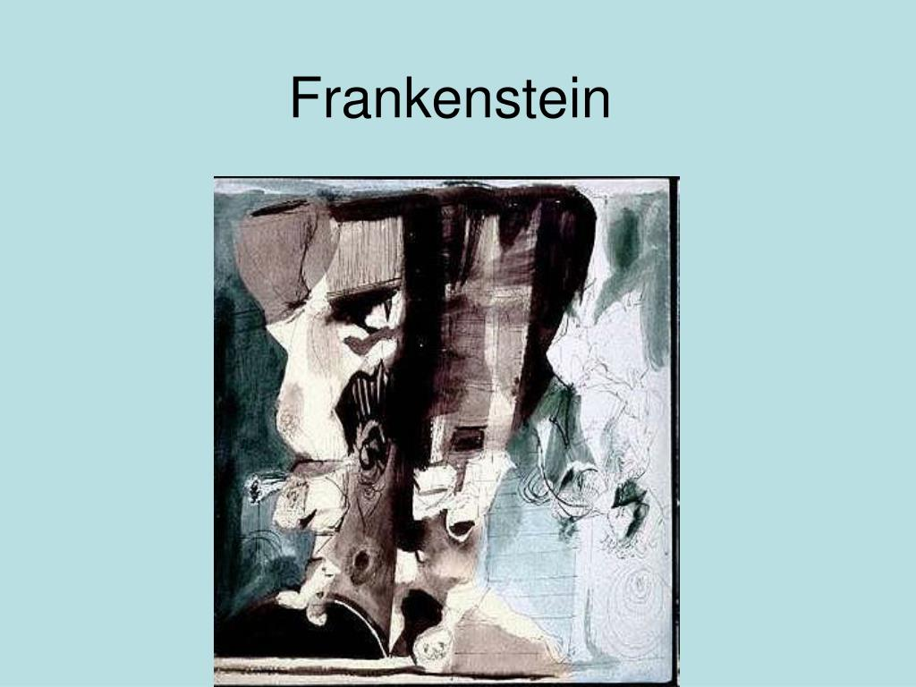 frankenstein and male reproduction In her novel frankenstein,  victor's usurpation of the natural mode of human reproduction implies a kind of destruction of the female  as a male scientist.