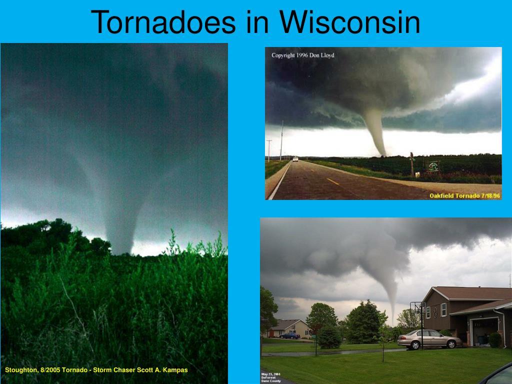 Tornadoes in Wisconsin