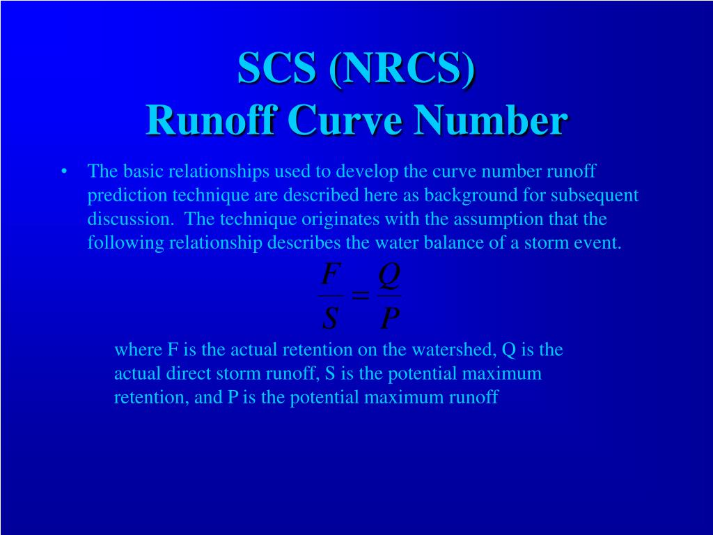 SCS (NRCS)