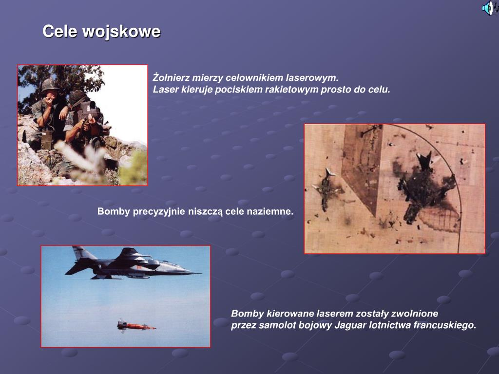 Cele wojskowe