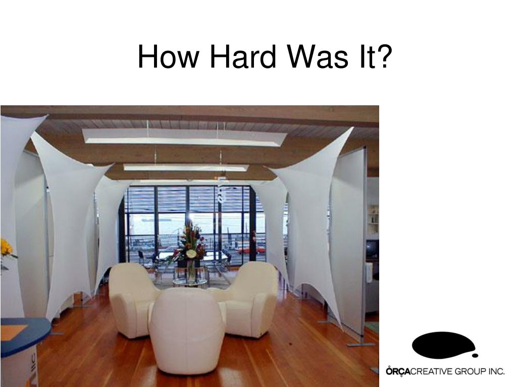 How Hard Was It?