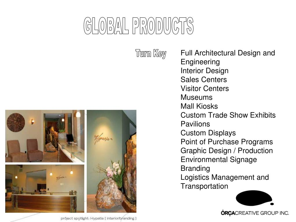 GLOBAL PRODUCTS