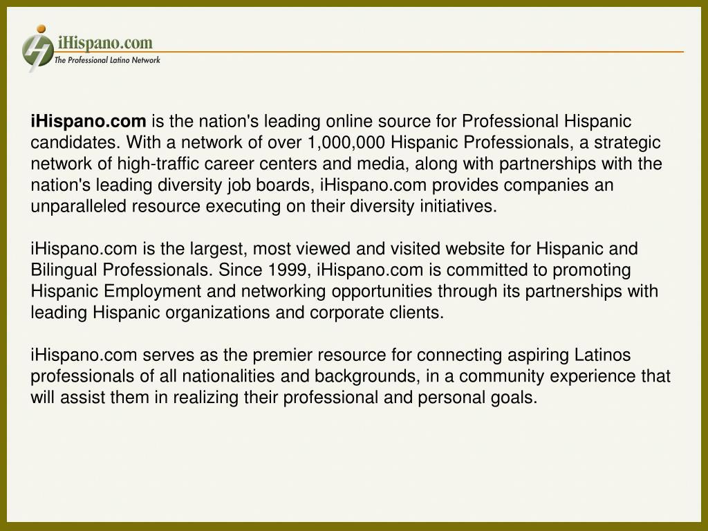 iHispano.com