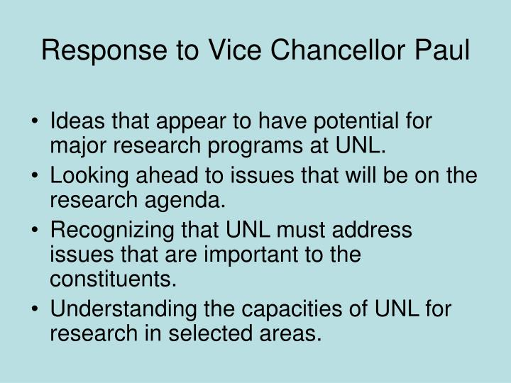 Response to vice chancellor paul l.jpg