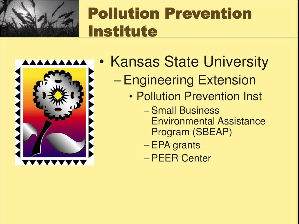 Pollution Prevention Institute