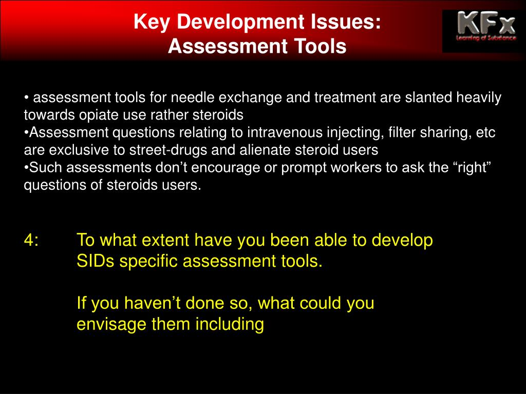 Key Development Issues: