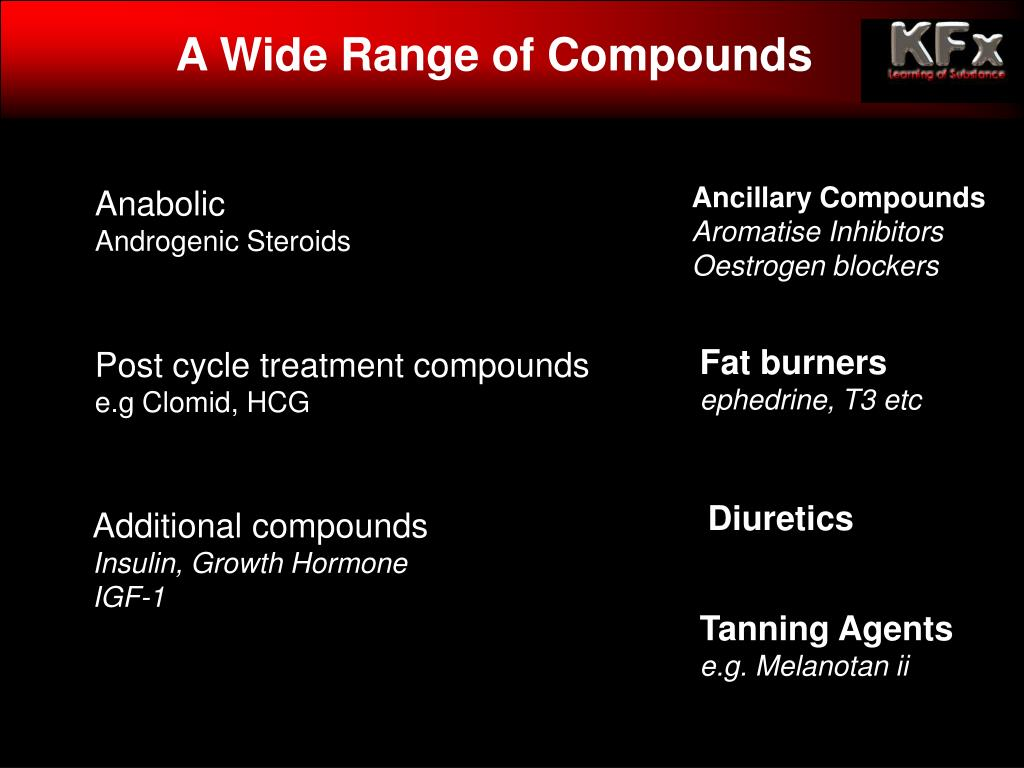 A Wide Range of Compounds