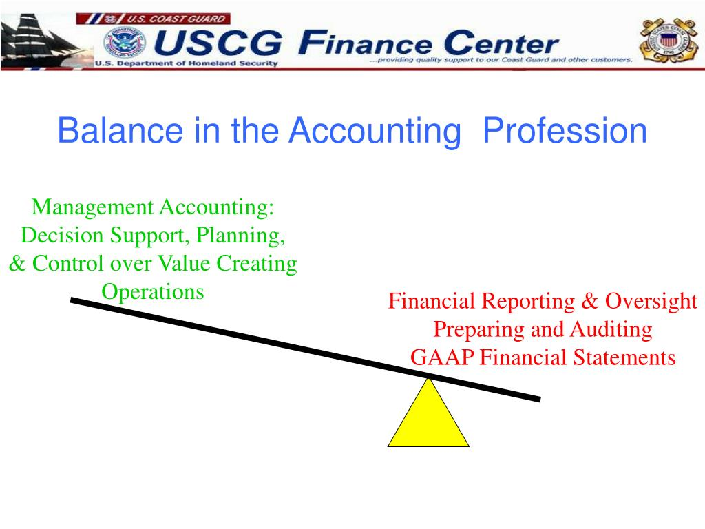 Balance in the Accounting  Profession