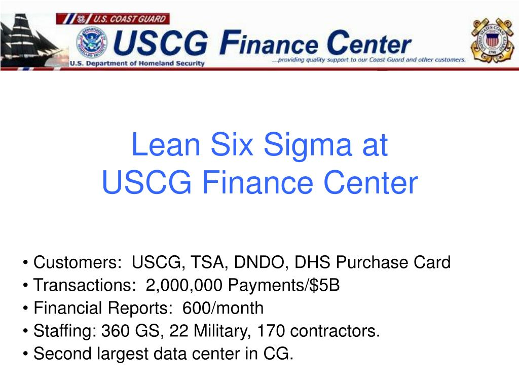 Lean Six Sigma at