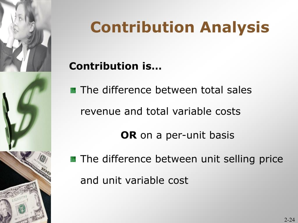 contribution analysis The objective of the present deliverable 6-3 is to present a contribution analysis,  an uncertainty assessment, the results of identifying priority material flows and.