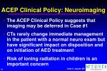 acep clinical policy neuroimaging21