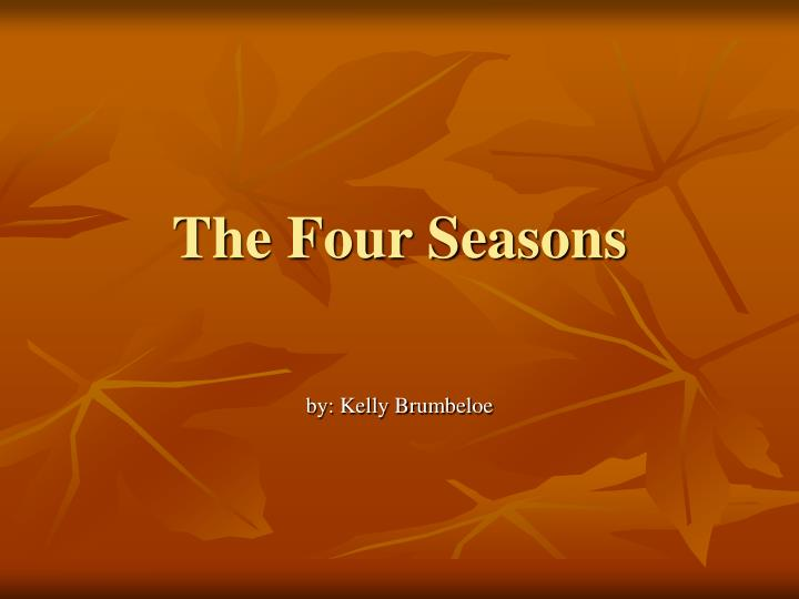 The four seasons l.jpg