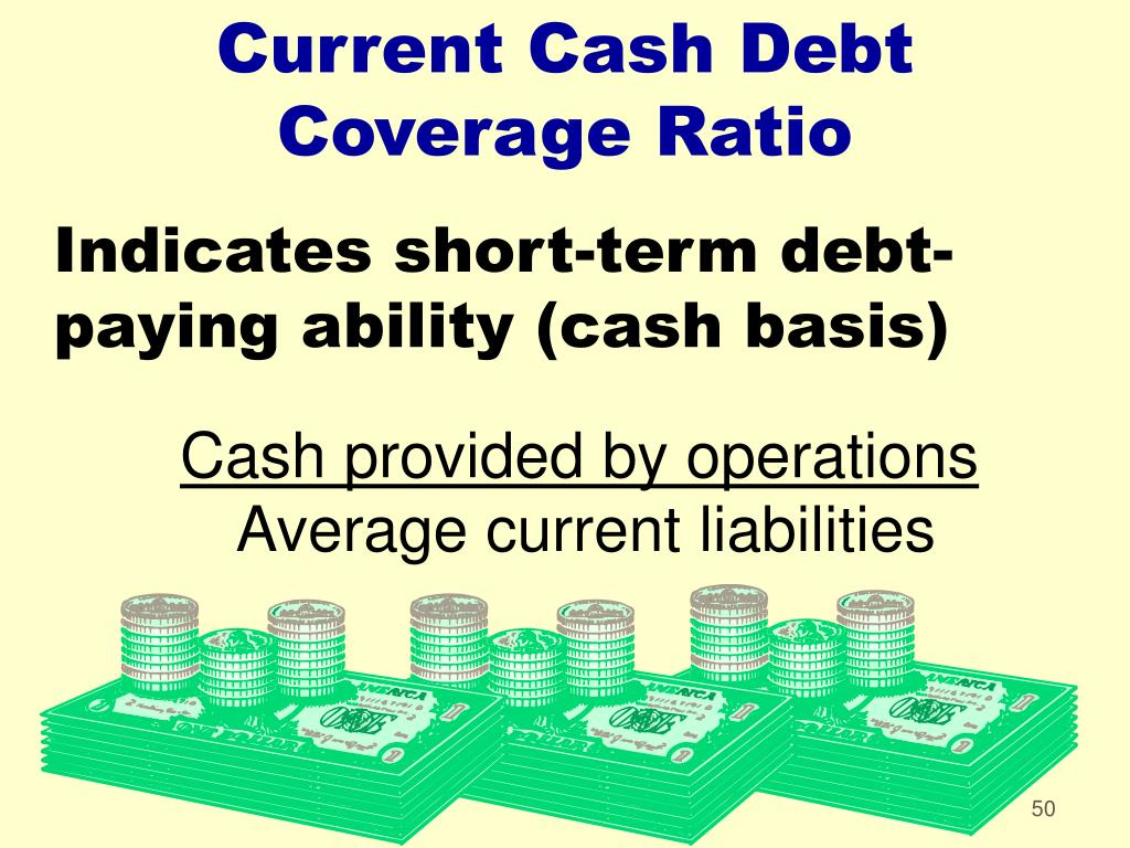 Current Cash Debt