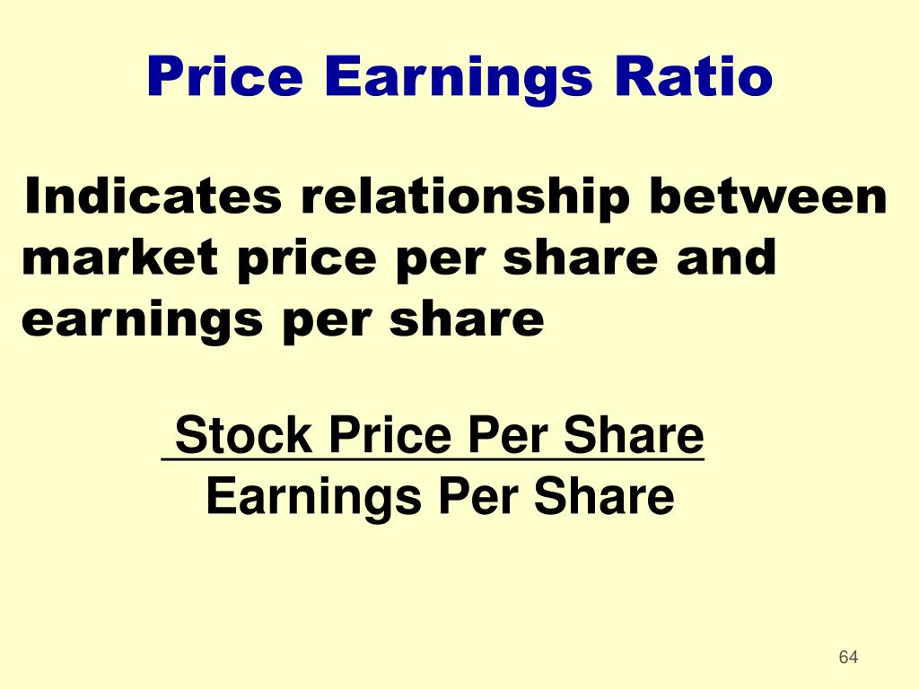 Stock Price Per Share