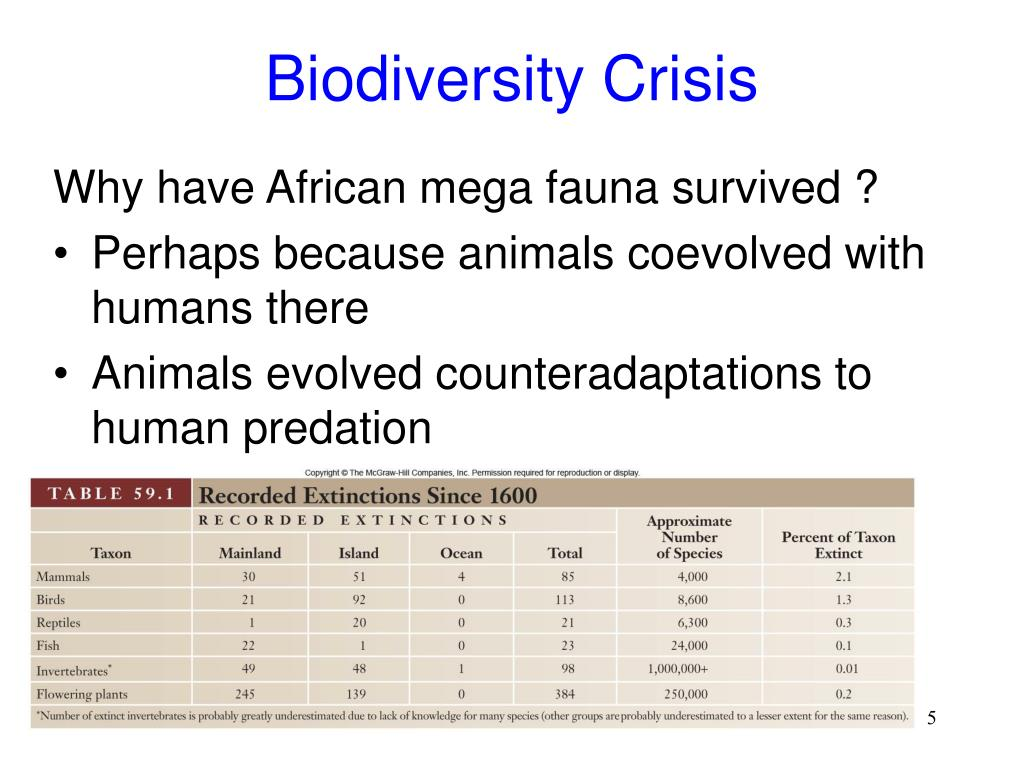 biodiversity crisis The other side of the biodiversity crisis {photo_credit} species turnover caused  by humans green areas have seen relatively little change.