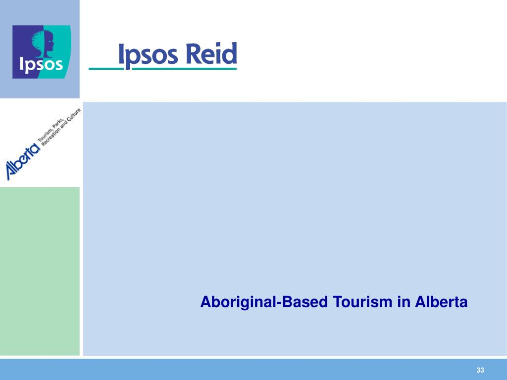 Aboriginal-Based Tourism in Alberta