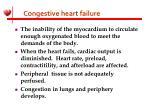 congestive heart failure11