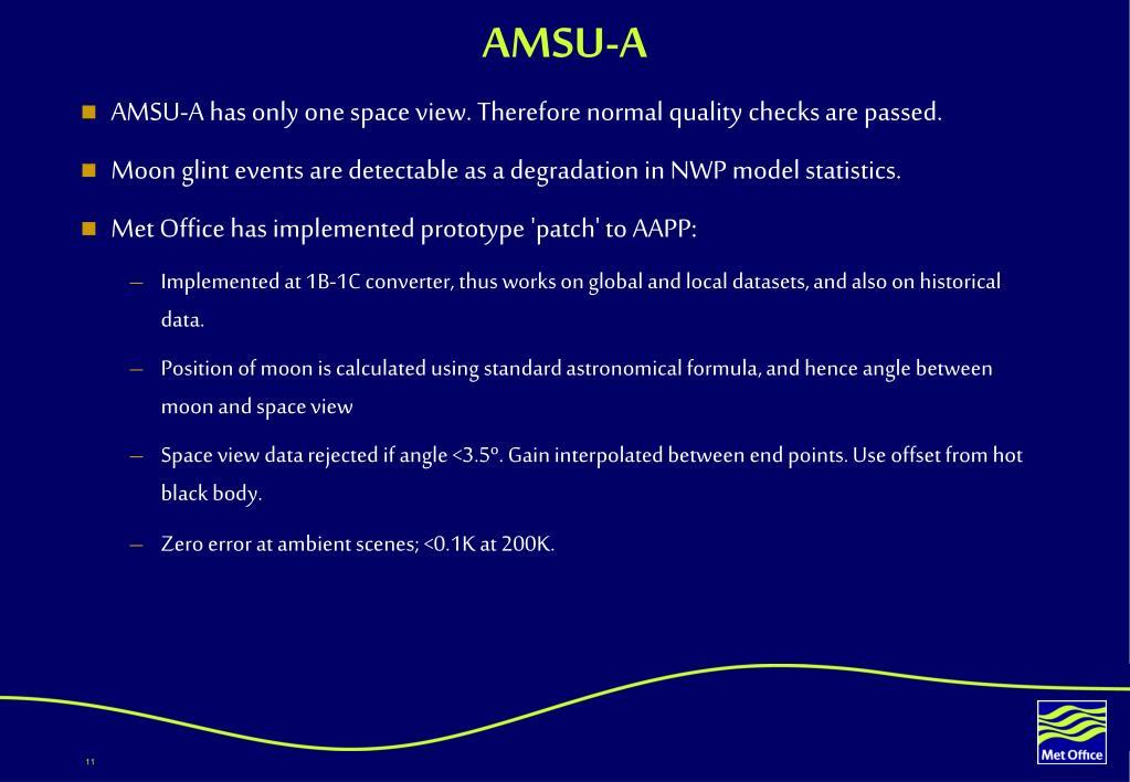 AMSU-A