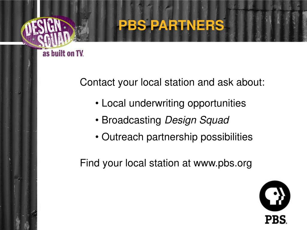 PBS PARTNERS