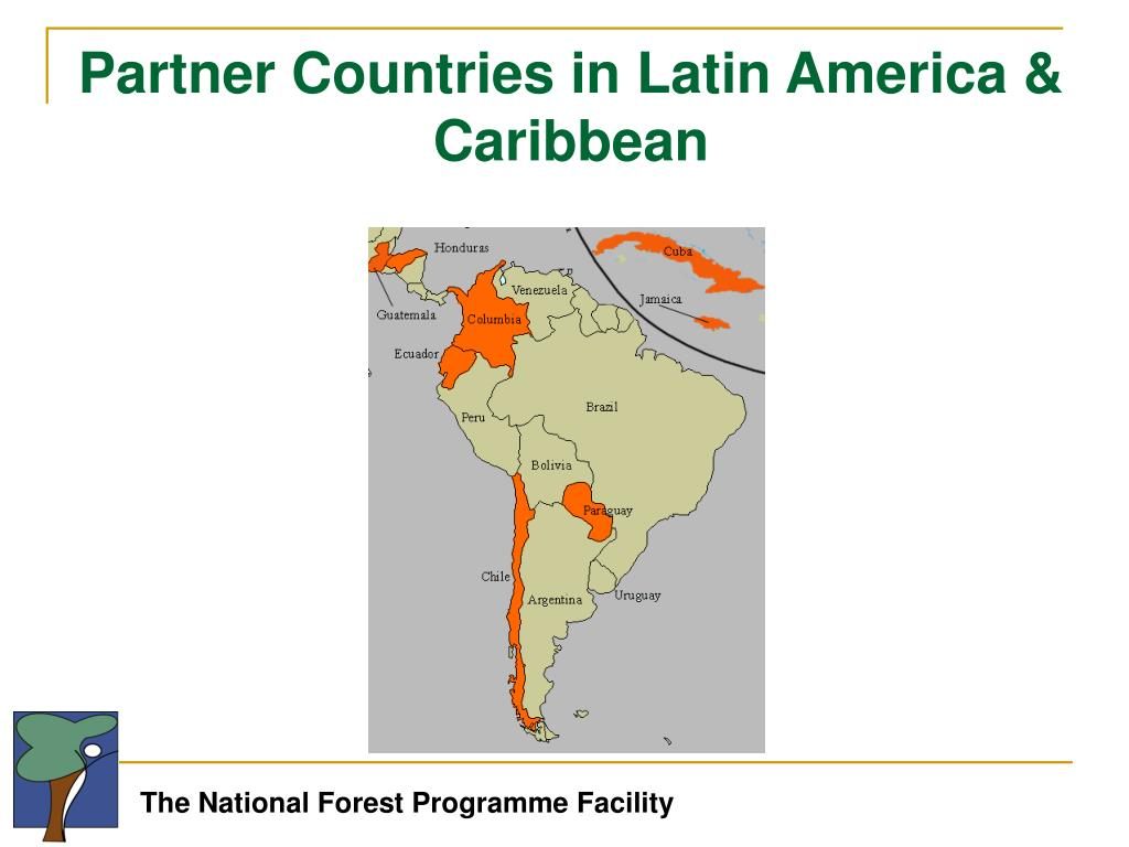 Partner Countries in Latin America & Caribbean