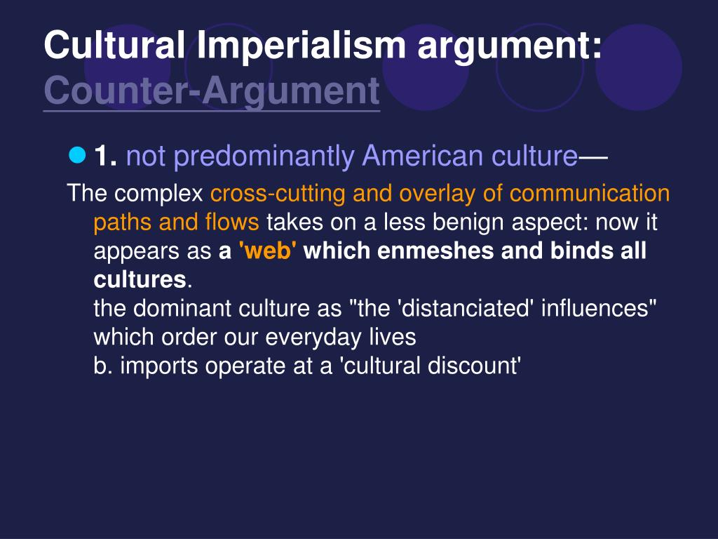 globalization is a new form of imperialism Home opinions politics is globalization the same as imperialism add a new topic globalization is the new form of imperialism posted by: pmc12103 report.