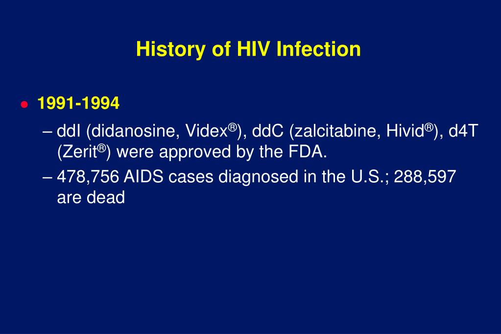 a history and the current status of aids Key points: the history of the hiv and aids epidemic began in illness, fear and death as the world faced a new and unknown virus however, scientific advances, such as the development of antiretroviral drugs, have enabled people with access to treatment to live long and healthy lives with hiv.