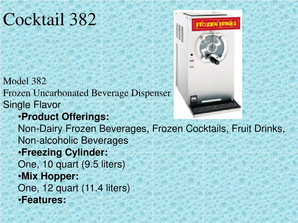 Cocktail 382