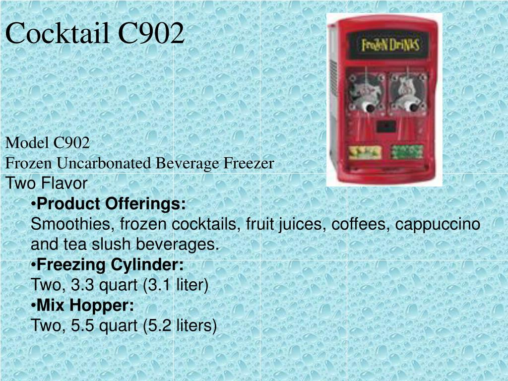 Cocktail C902