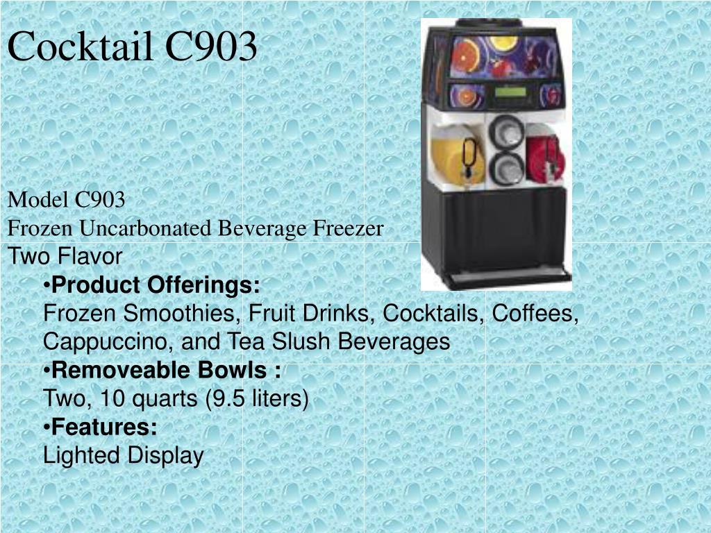 Cocktail C903