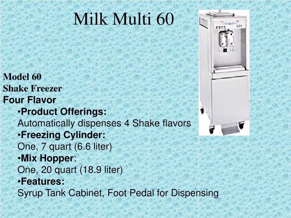 Milk Multi 60
