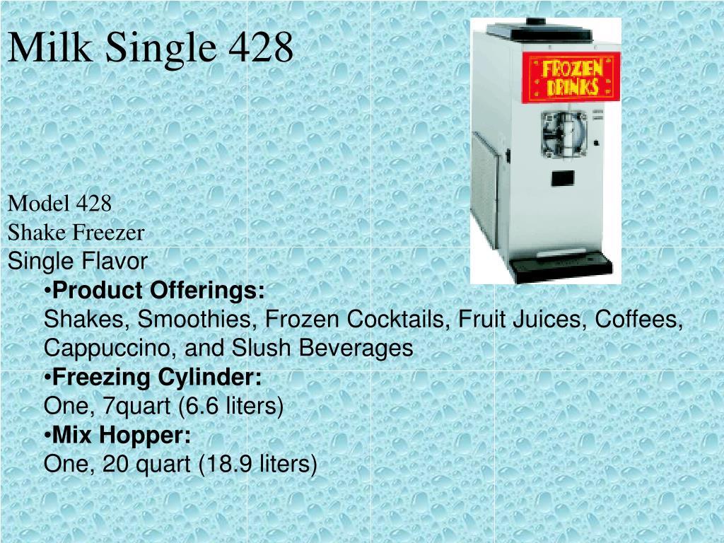 Milk Single 428