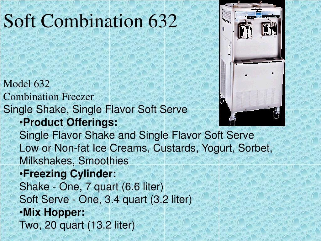 Soft Combination 632