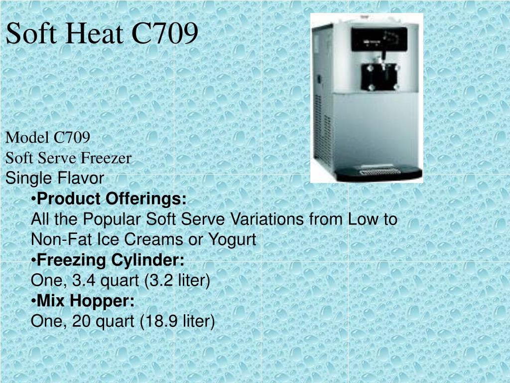 Soft Heat C709