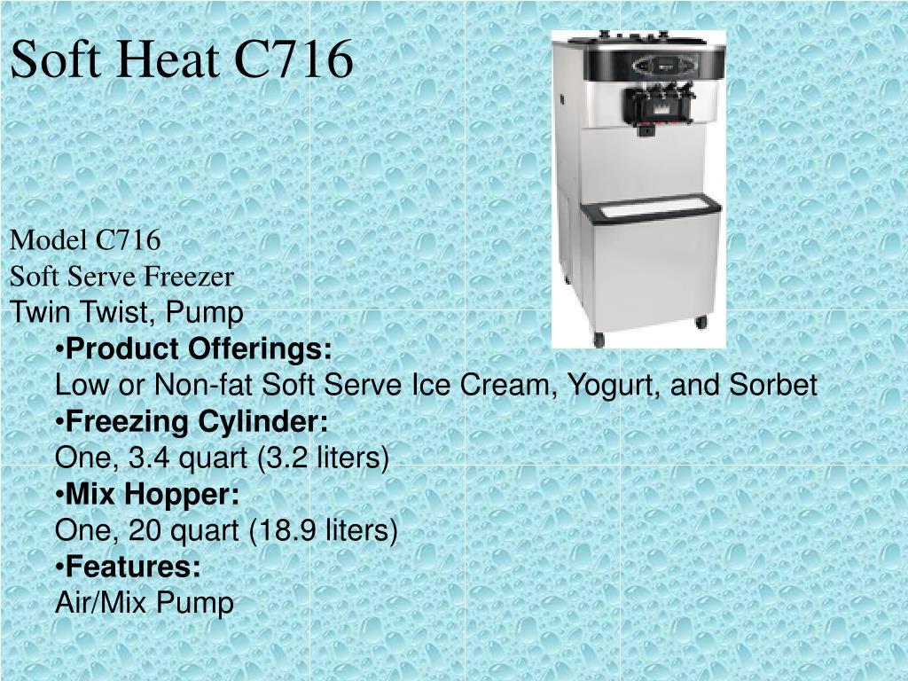 Soft Heat C716