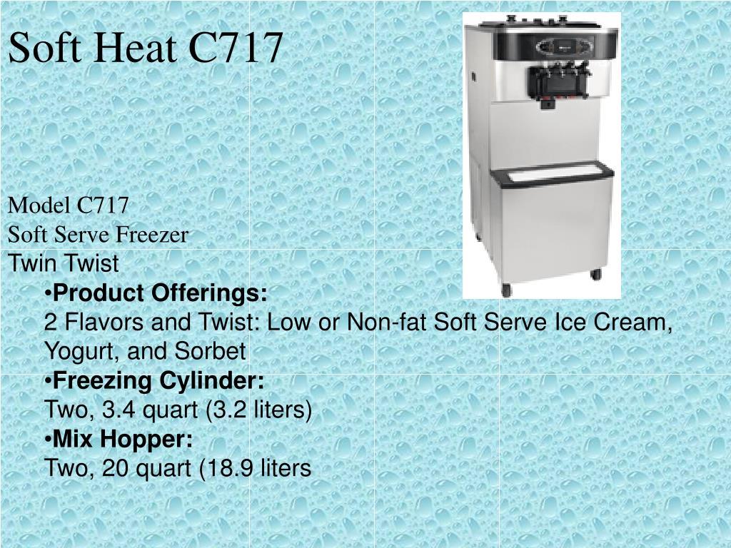 Soft Heat C717