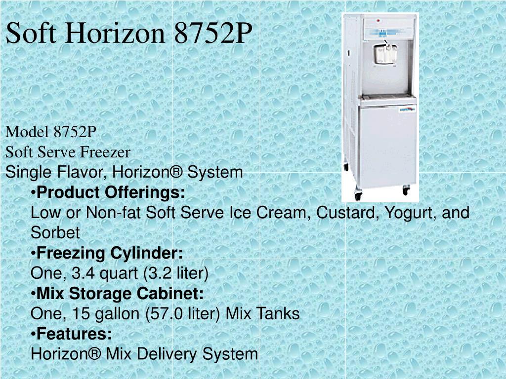 Soft Horizon 8752P