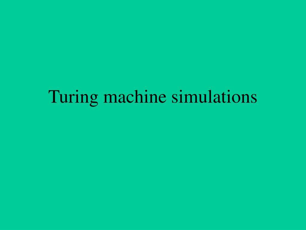 turing machine subtraction