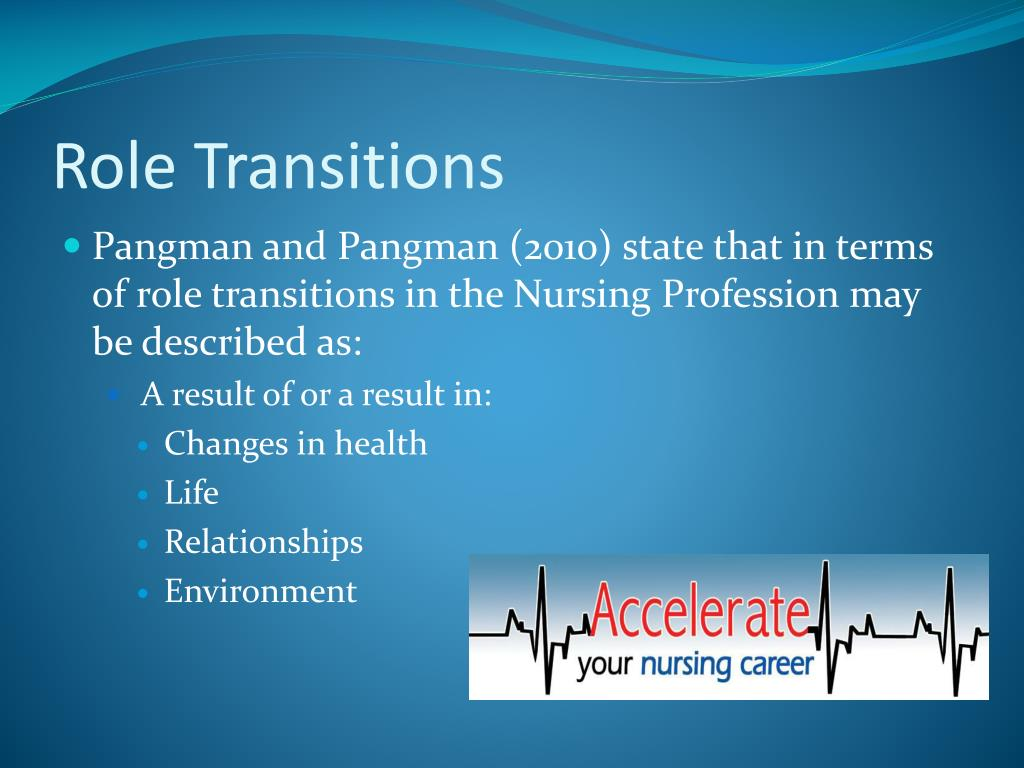 Ppt Your Transformational Nursing Career Powerpoint