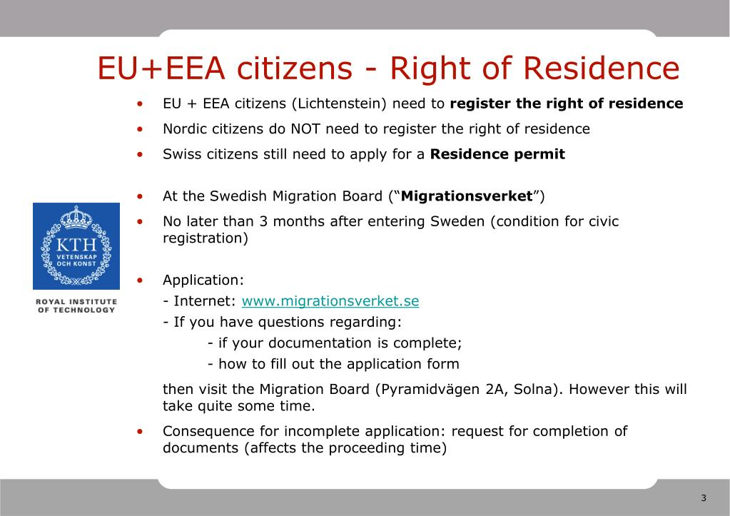 EU+EEA citizens - Right of Residence