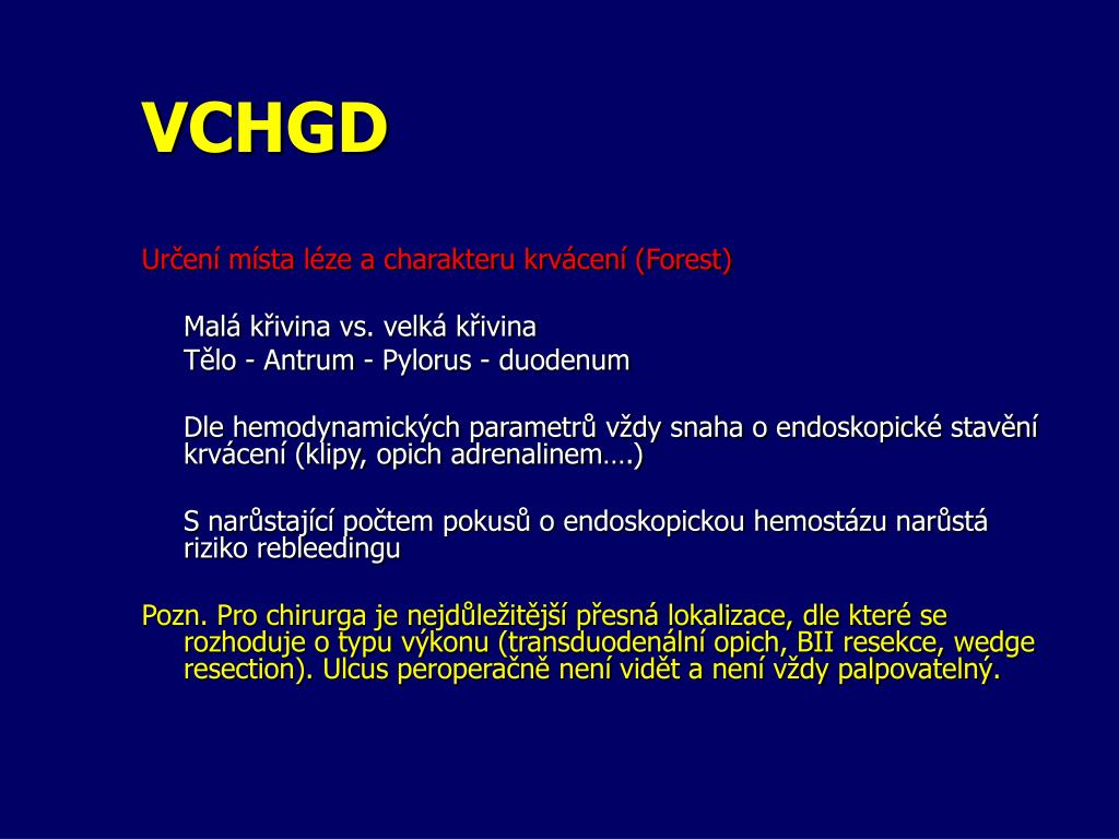 VCHGD
