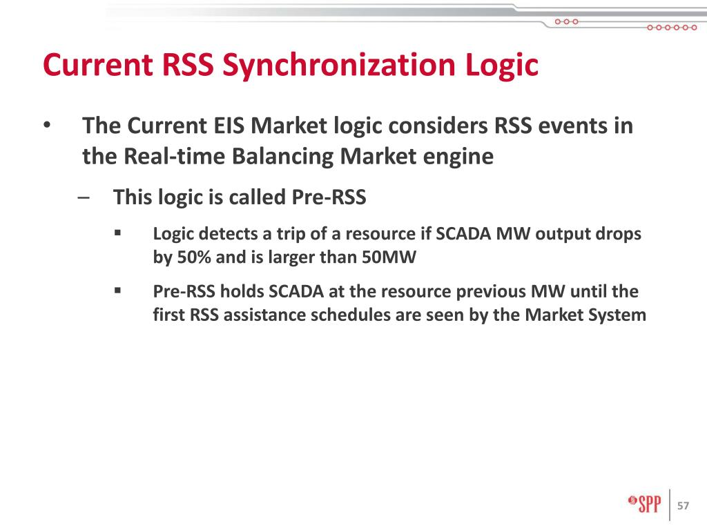 Current RSS Synchronization Logic