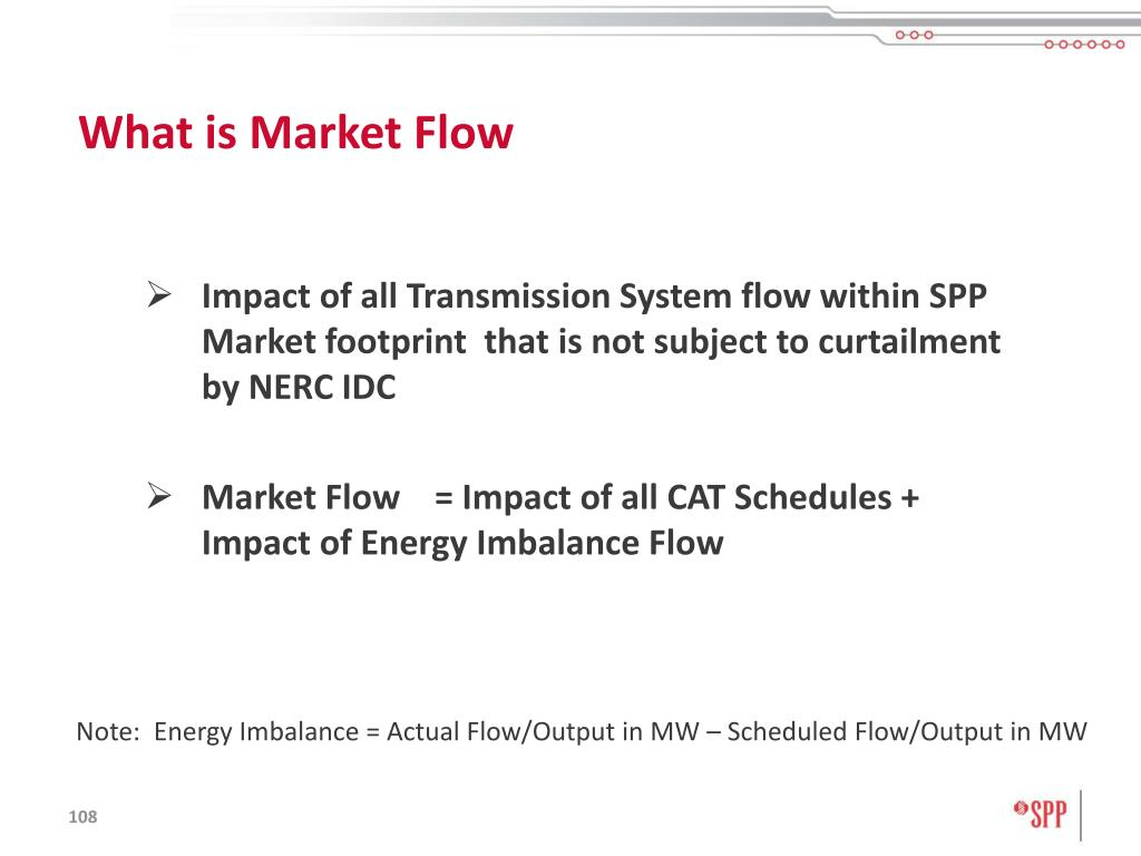 What is Market Flow