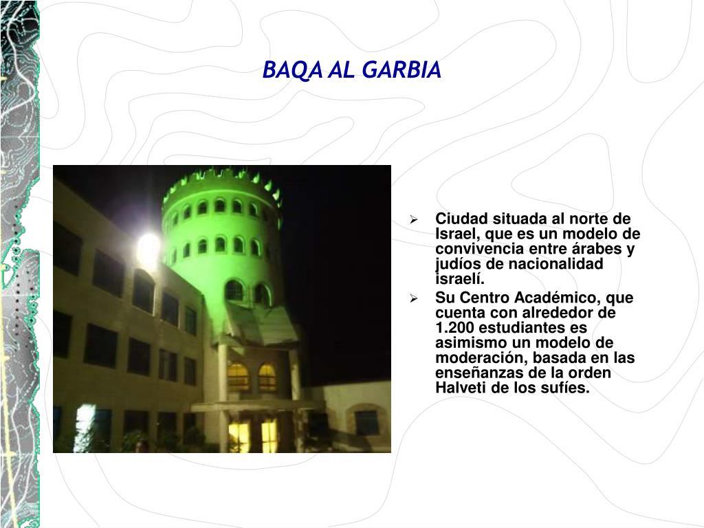 BAQA AL GARBIA